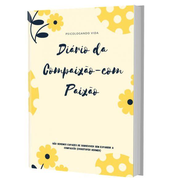 Imagem principal do produto Diário da Compaixão