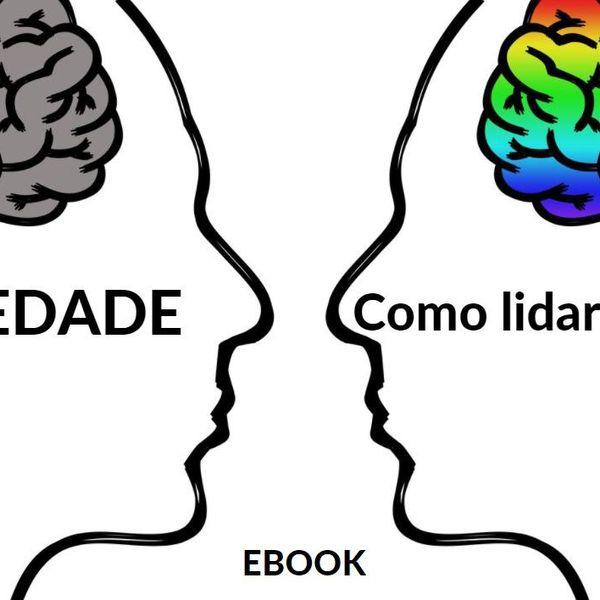 Imagem principal do produto Ansiedade - como lidar com ela Ebook