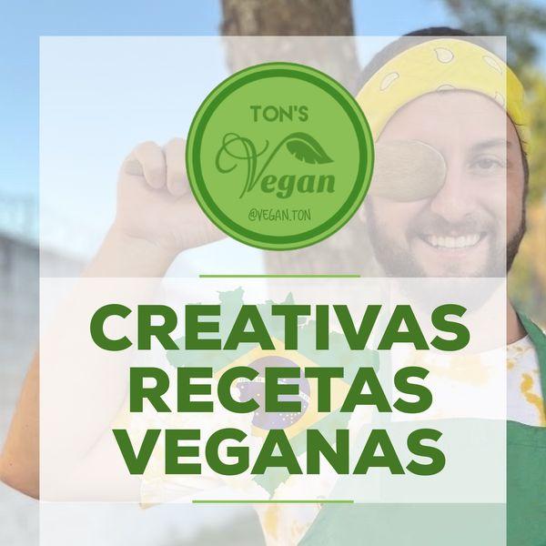 Imagem principal do produto  CREATIVAS RECETAS VEGANAS