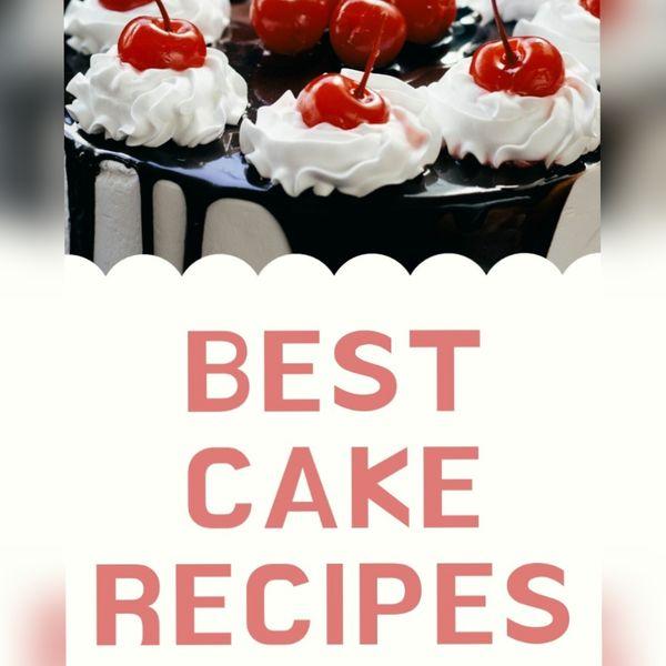 Imagem principal do produto BEST CAKE RECIPES OF THE YEAR