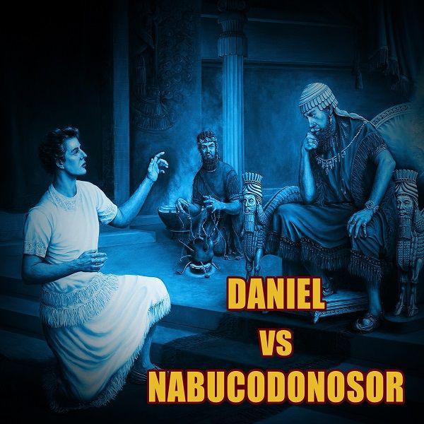 Imagem principal do produto Daniel vs Nabucodonosor