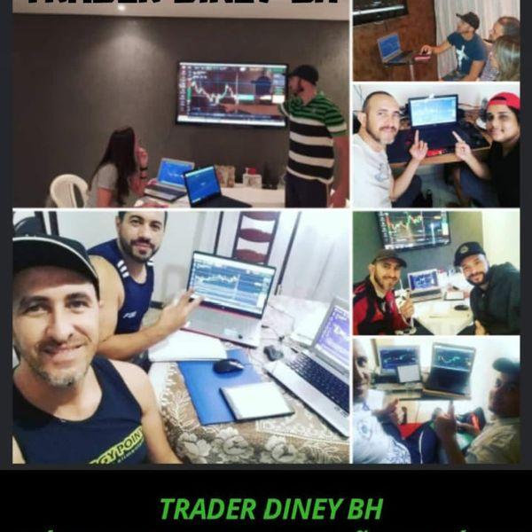 Imagem principal do produto Estratégia de um trader  profissional  em apenas um dia voce já aprende este método  de como ganhar dinheiro de verdade no mercado de opções binárias.