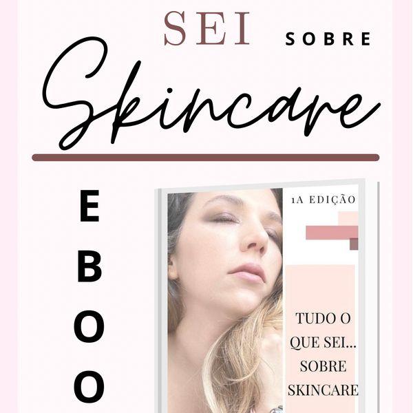 Imagem principal do produto Ebook- tudo o que sei sobre Skincare