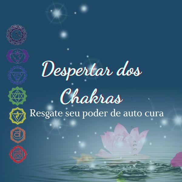 Imagem principal do produto O Despertar dos Chakras - Resgate o seu poder de Auto Cura