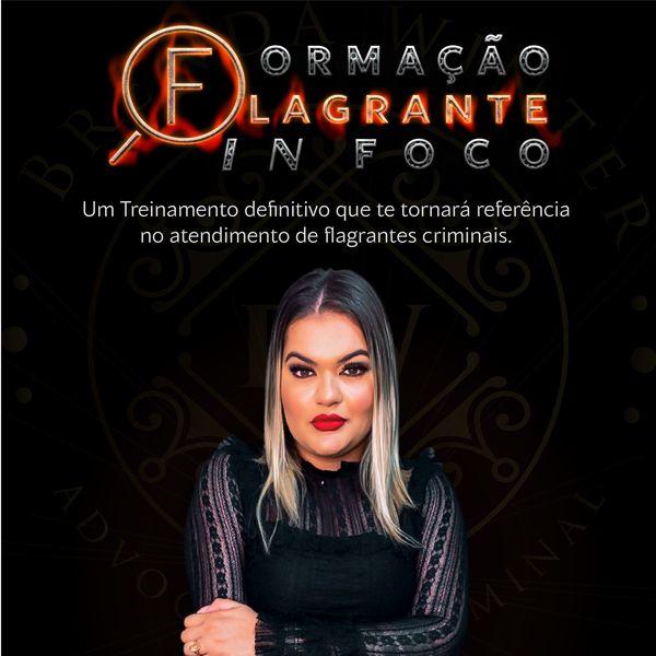 Imagem principal do produto FORMAÇÃO FLAGRANTE IN FOCO