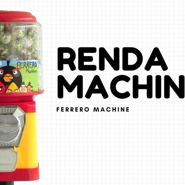 Imagem principal do produto Renda extra com vending machine
