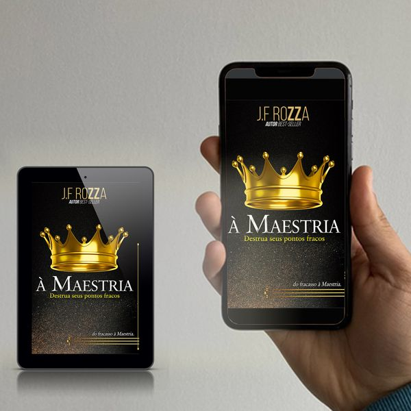 Imagem principal do produto [e-book] À Maestria - Destrua seus pontos fracos