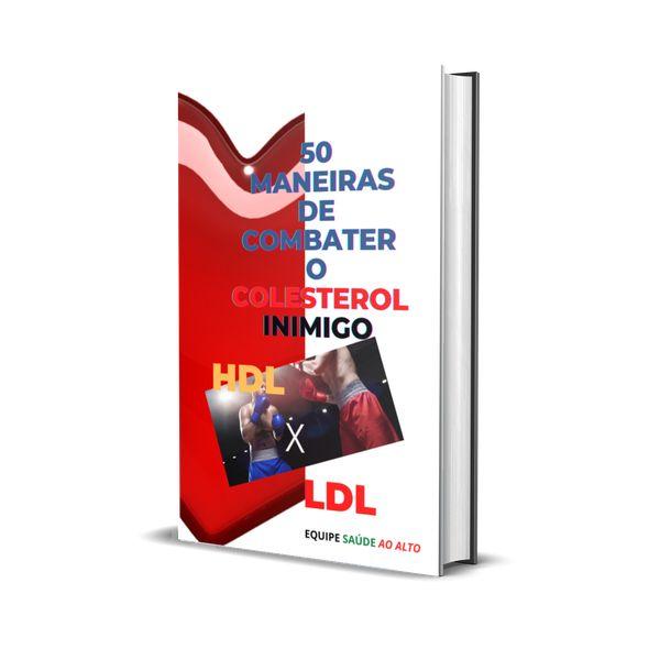 Imagem principal do produto 50 MANEIRAS DE COMBATER O COLESTEROL INIMIGO