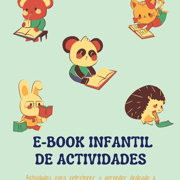 Imagem principal do produto E-Book Infantil