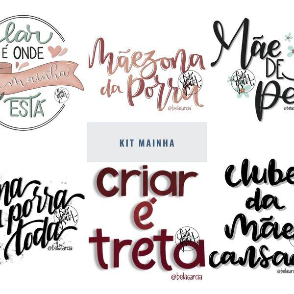 Imagem principal do produto Kit Mainha