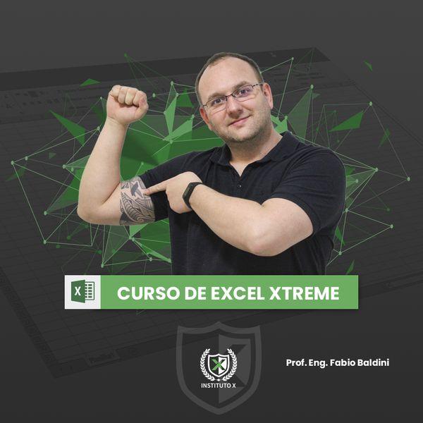 Imagem principal do produto Curso de Excel Xtreme
