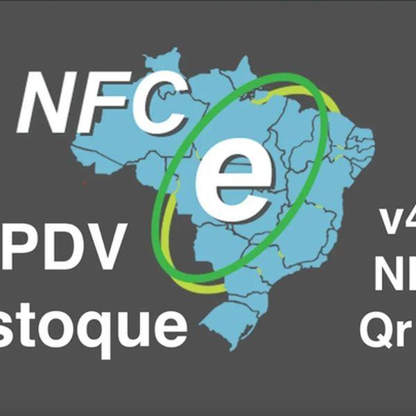 Imagem principal do produto EMISSOR NOTA FISCAL NF-e E NFC-e COM PONTO DE VENDAS - SEM MENSALIDADE 2021