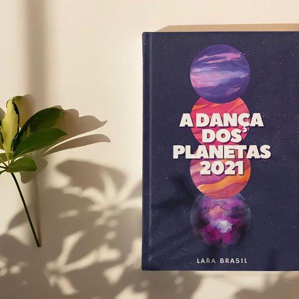 Imagem principal do produto A Dança dos Planetas 2021