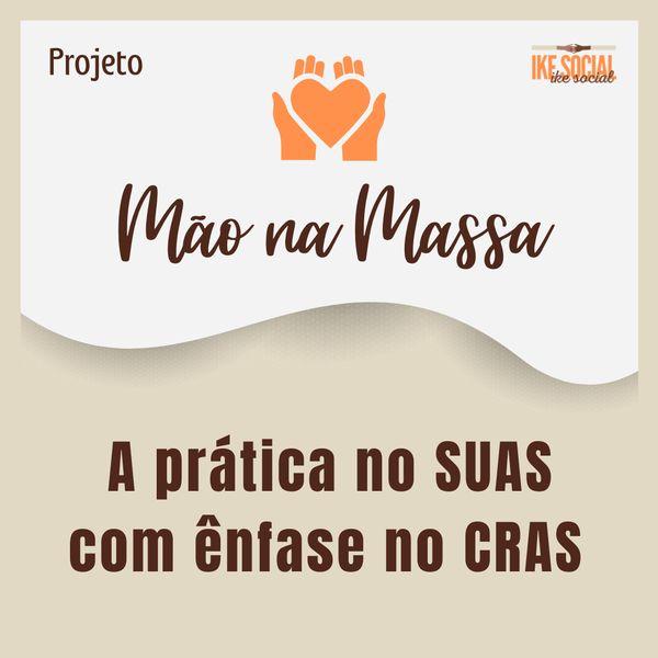 Imagem principal do produto A PRÁTICA NO SUAS COM ÊNFASE NO CRAS