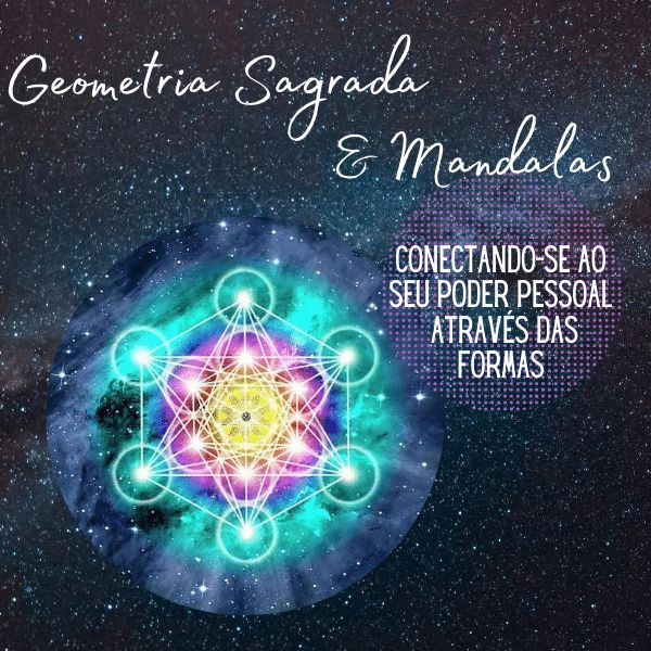 Imagem principal do produto Geometria Sagrada e Mandalas