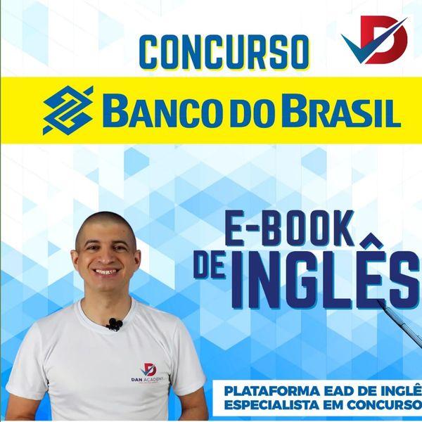 Imagem principal do produto E-BOOK DE INGLÊS - CONCURSO BANCO DO BRASIL