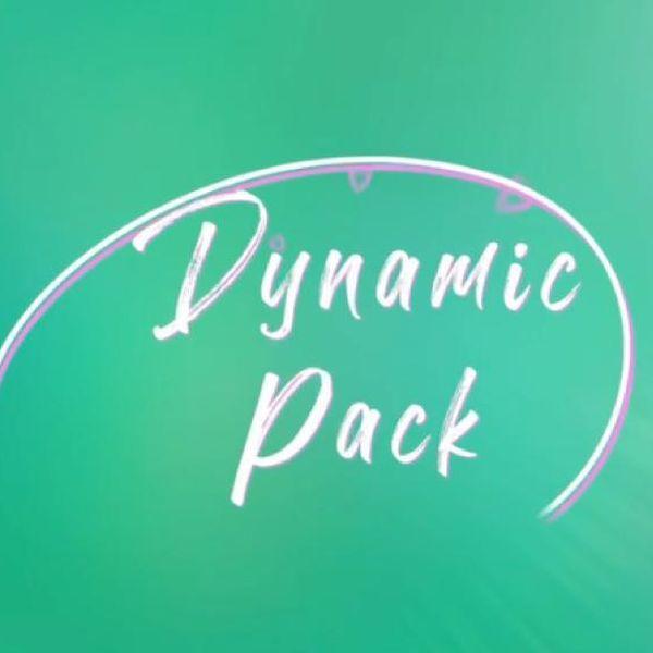 Imagem principal do produto Dynamic Pack