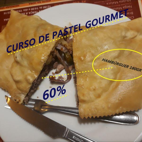 Imagem principal do produto Curso de pastel gourmet