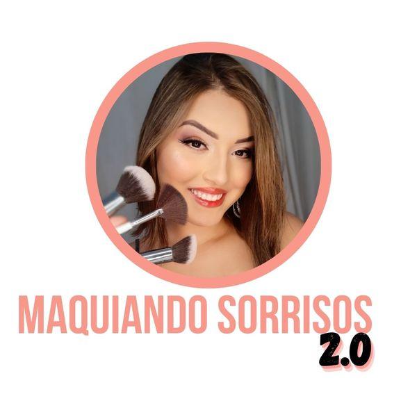 Imagem principal do produto Curso de Automaquiagem - Maquiando Sorrisos 2.0