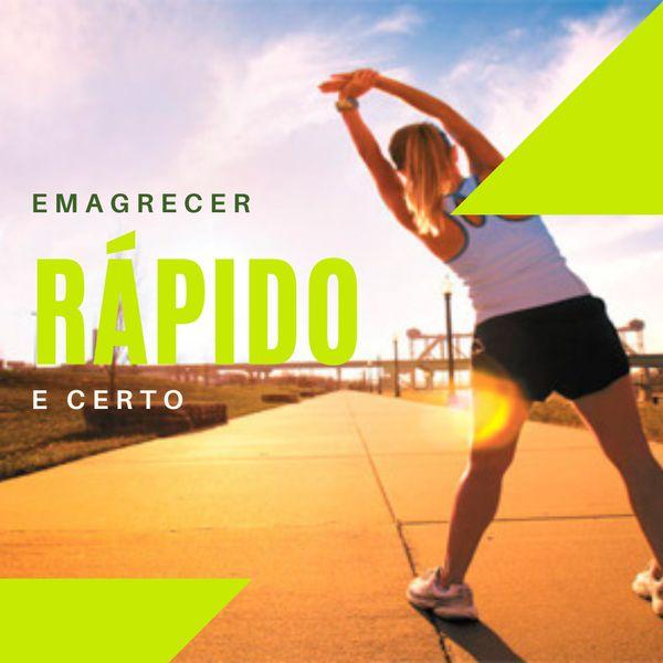 Imagem principal do produto EMAGRECER RÁPIDO E CERTO