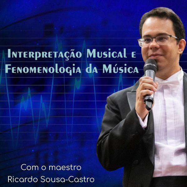 Imagem principal do produto Curso de interpretação musical e fenomenologia