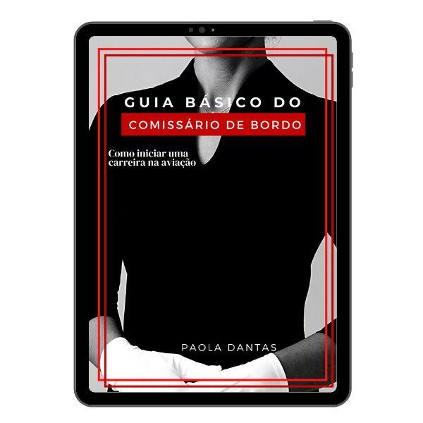 Imagem principal do produto GUIA BÁSICO do Comissário de Bordo