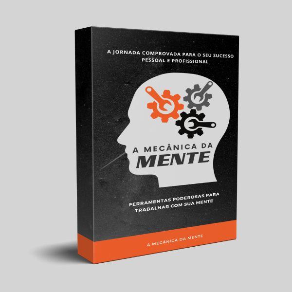 Imagem principal do produto Jornada Mecânica da Mente - 3ª Edição