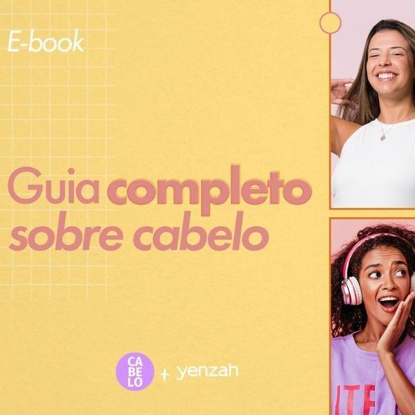 Imagem principal do produto Guia Completo sobre Cabelos