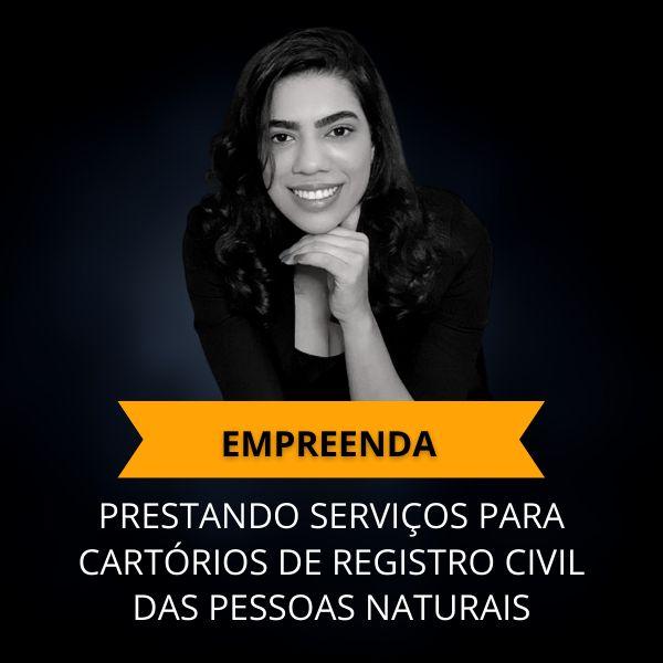 Imagem principal do produto Empreenda prestando serviços para Cartórios de Registro Civil das Pessoas Naturais