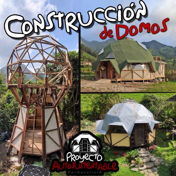 Imagem principal do produto Construcción de Domos