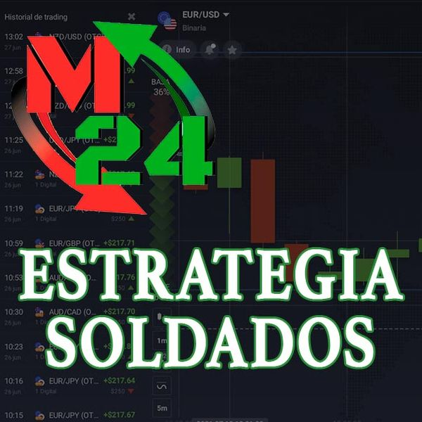 Imagem principal do produto ESTRATEGIA SOLDADO - MARKET24