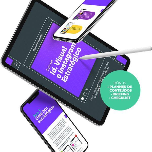 Imagem principal do produto Guia da Identidade Visual e Instagram Estratégico
