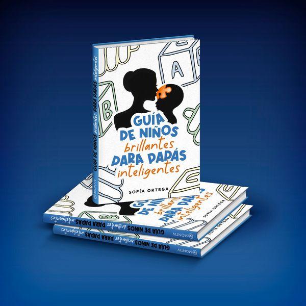 Imagem principal do produto Guía de niños brillantes para papás inteligentes.