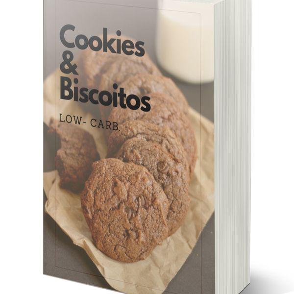 Imagem principal do produto Cookies & Biscoitos Low- Carb