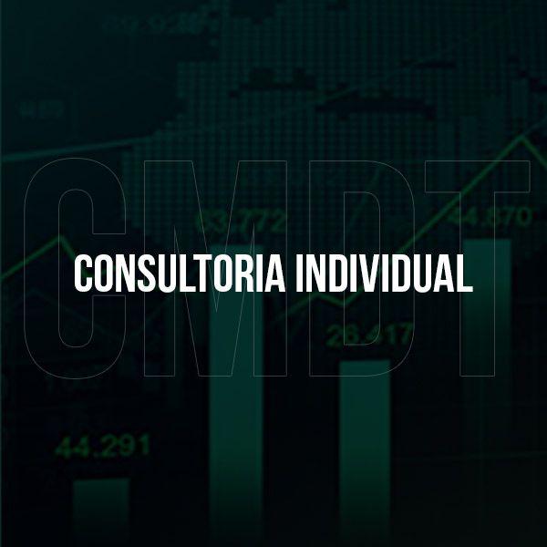 Imagem principal do produto Consultoria Individual - CMDT