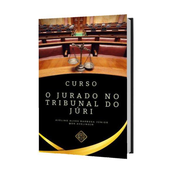 Imagem principal do produto Curso O Jurado no Tribunal do Júri