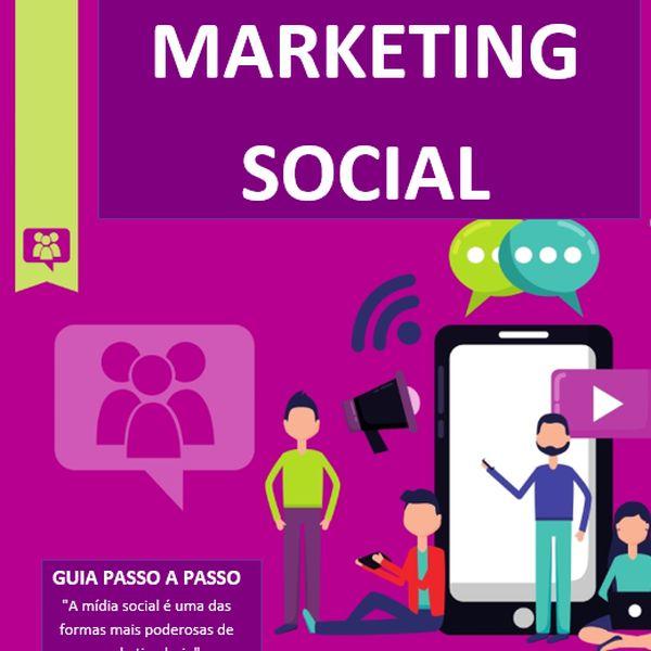 Imagem principal do produto Guia de Marketing Social para Política, Eleição, Home Office e Negócio + MUITOS BÔNUS e EM ATÉ 10x SEM JUROS