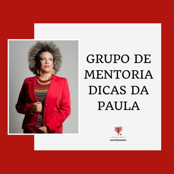 Imagem principal do produto Grupo de Mentoria Dicas da Paula