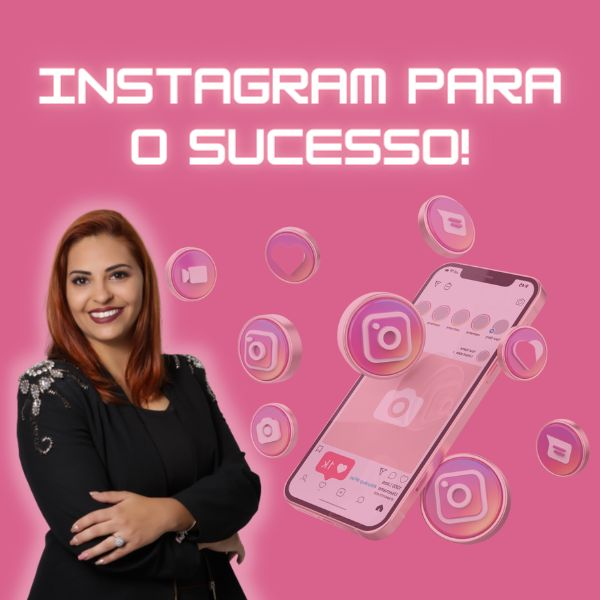 Imagem principal do produto Instagram para o sucesso!