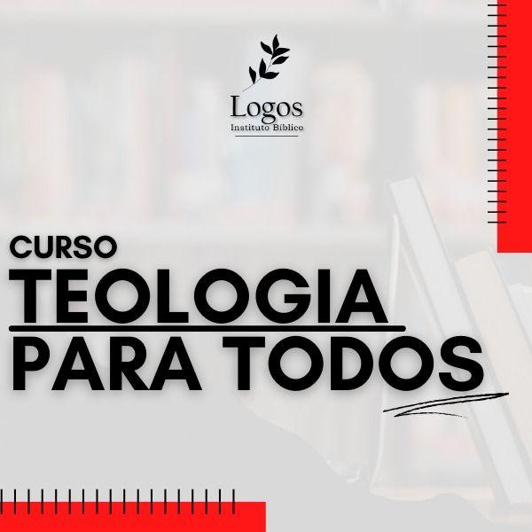 Imagem principal do produto Curso Teologia para Todos