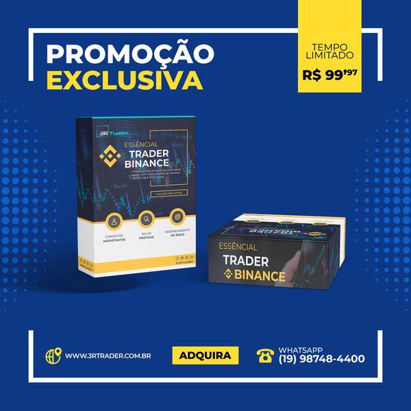 Imagem principal do produto Essencial Trader Binance
