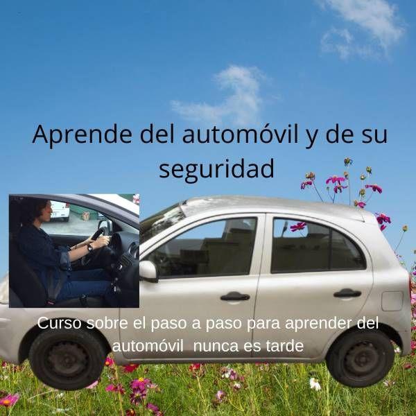 Imagem principal do produto Aprendiendo del automóvil y de su seguridad