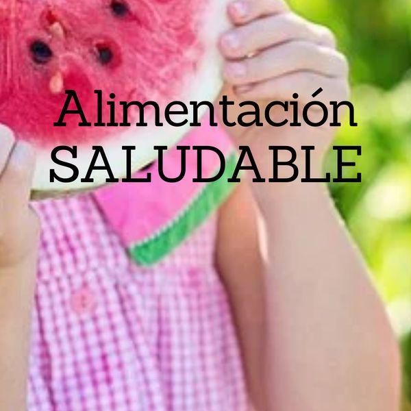 Imagem principal do produto Alimentación Saludable