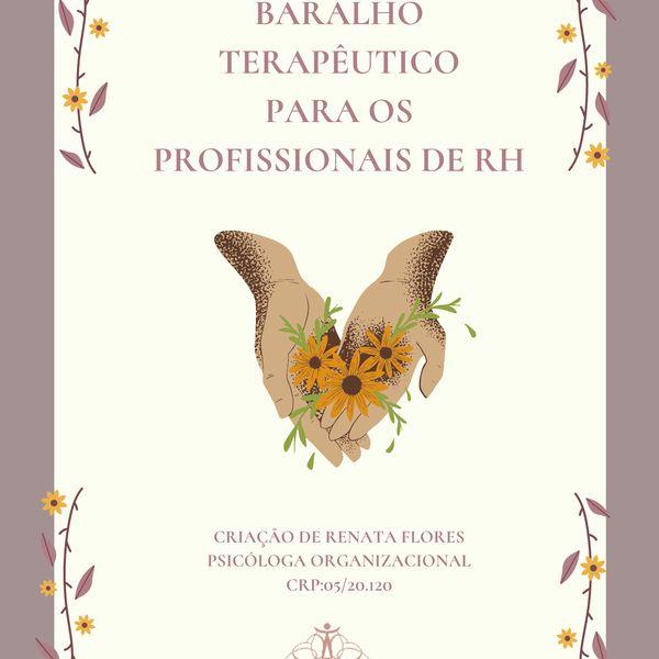 Imagem principal do produto BARALHO TERAPÊUTICO PARA PROFISSIONAIS DE RECURSOS HUMANOS