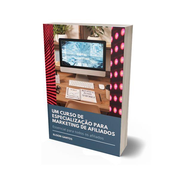 Imagem principal do produto Curso de especialização para marketing de afiliados