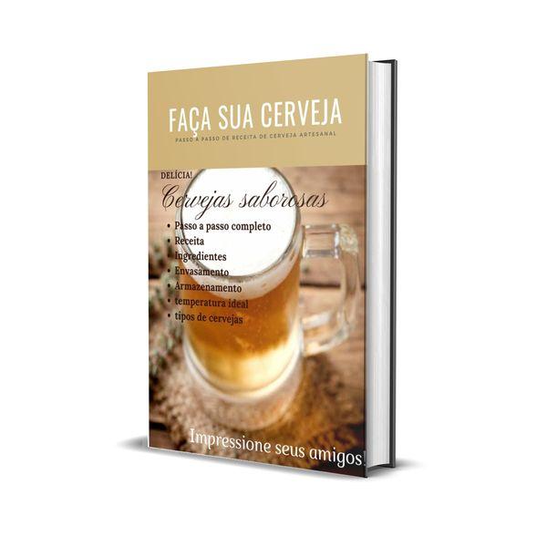 Imagem principal do produto FAÇA SUA CERVEJA!