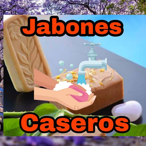 Imagem principal do produto Jabon Casero