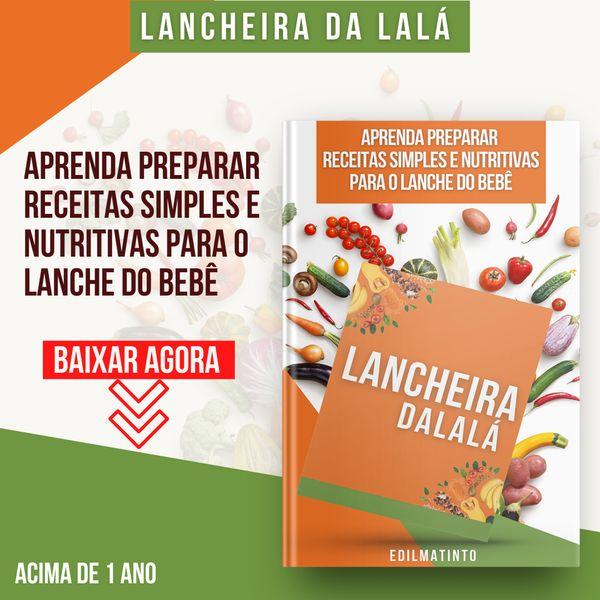 Imagem principal do produto Lancheira da Lalá
