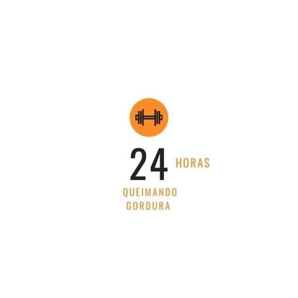 Imagem principal do produto 24 Horas Queimando Gordura