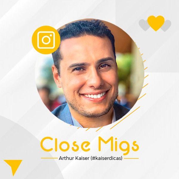 Imagem principal do produto CloseMigs (Close Friends do #kaiserdicas)